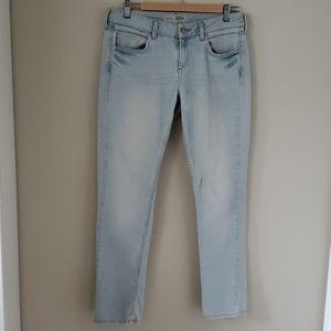 Top Shop Moto Baxter light wash jeans W 30 L 30